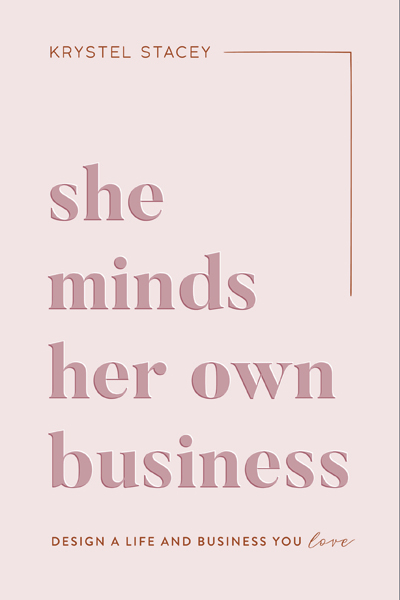 She Minds Her Own Business